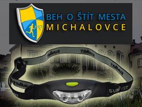 Beh o štít mesta Michalovce 2015